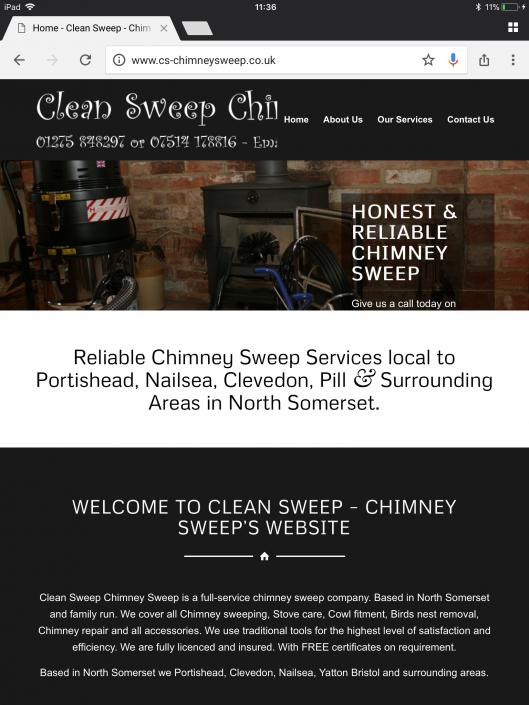 Clean Sweep Chimney Sweep