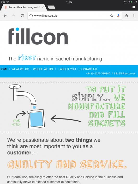 Fillcon LTD